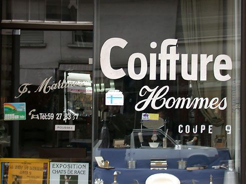 Coiffure ou Coifture ?